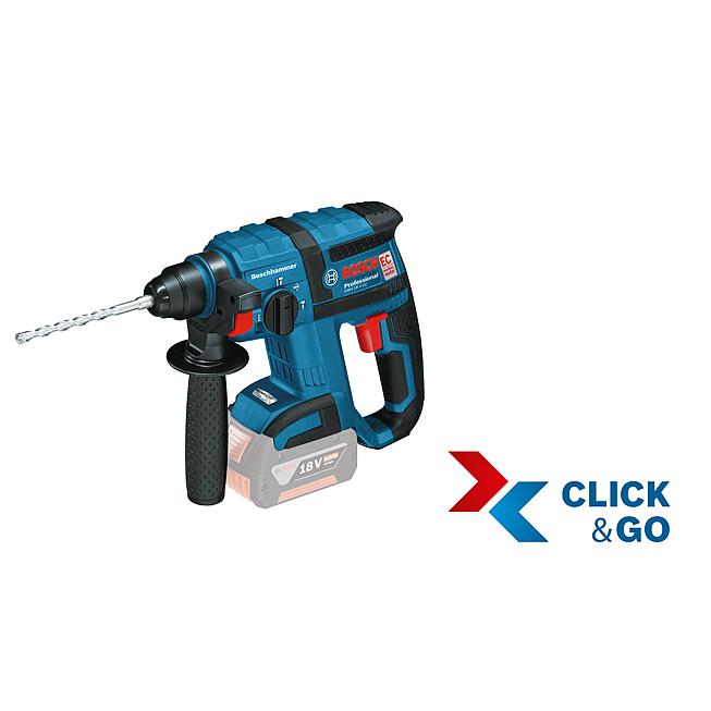 0611904003;GBH 18 V-EC solo L-Boxx Clic&