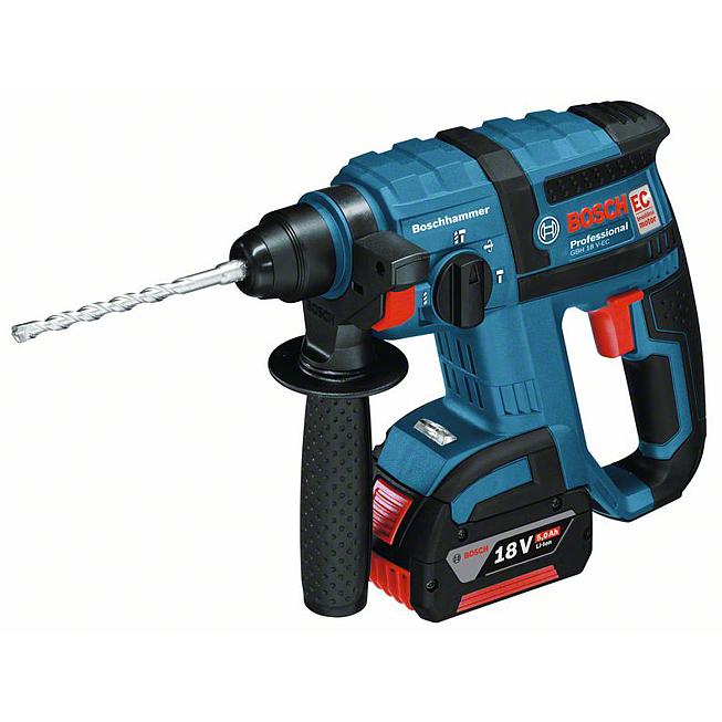 061190400F;GBH 18 V-EC AkkuBohrhammer 2x