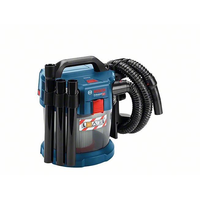 06019C6301;GAS 18V-10 L Click&Clean 2x5A
