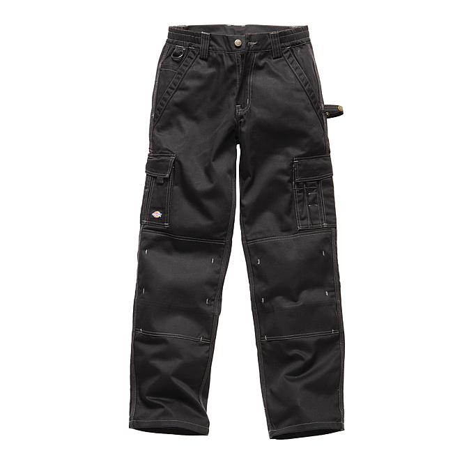 Bundhose INDUSTRY 300 khaki-schwarz Gr 56 Bekleidung & Schutzausrüstung