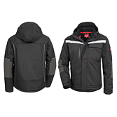 Motion Tex Wintersoftshell-Jacke