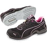 Puma Fuse TC Pink Damen Sicherheitsschuh S1P ESD