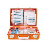 Erste Hilfe Verbandskoffer mit Inhalt