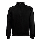 New Zip Neck Sweat