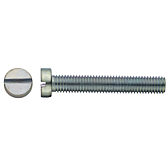 Zylinderschraube DIN 84 4.8 vz, Schlitz M3 x 10