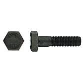 Sechskantschraube mit Schaft DIN 931 8.8