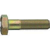 Sechskantschraube DIN 960 10.9 gevz