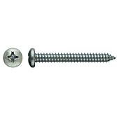 Blechschraube Linsenkopf DIN 7981 vz  Form C