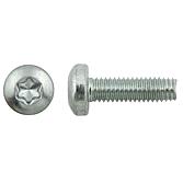 Gewindefurchende Schraube Linsenkopf DIN 7500-PE vz