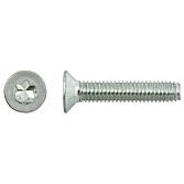 Gewindefurchende Schraube Senkkopf DIN 7500-ME vz