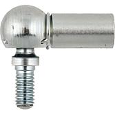 Winkelgelenk DIN 71802 vz