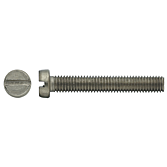 Zylinderschraube DIN 84 A2, Schlitz M3 x 10