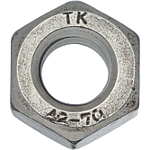 Sechskantmutter DIN 934 A2