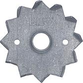 Holzverbinder einseitig DIN 1052 vz