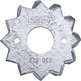 Holzverbinder beidseitig DIN 1052 vz