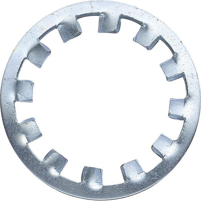Zahnscheibe DIN 6797 vz, Form I